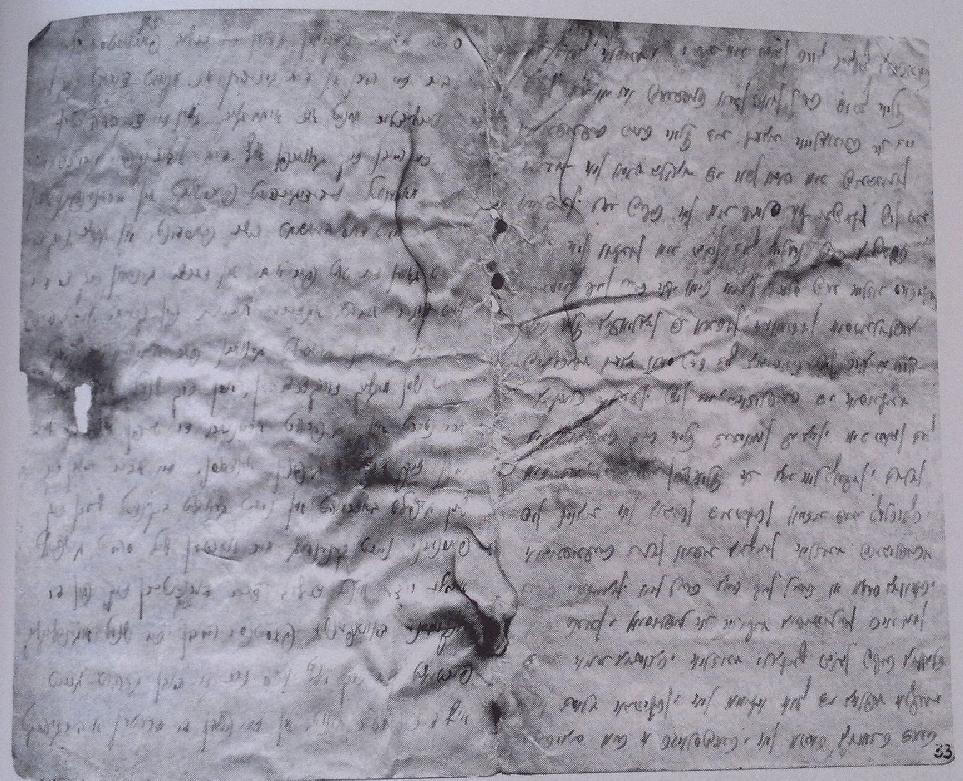 Cover Briefe aus der Hölle - die Aufzeichnungen des Sonderkommandos in Auschwitz-Birkenau