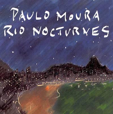 Cover Paulo Moura, Rio Nocturne