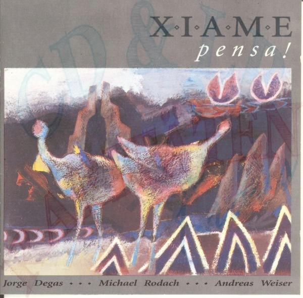 Cover XIAME, Pensa