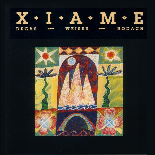 Cover XIAME, Xiame