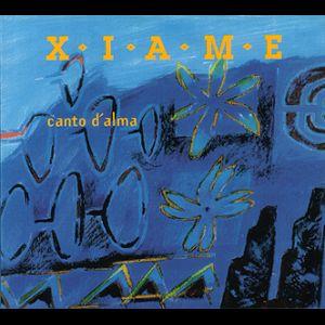 Cover XIAME, Canto d´alma