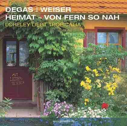 """Cover Degas/Weiser """"Heimat"""""""